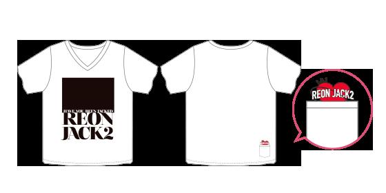 Tシャツ/ホワイト