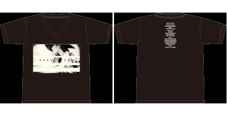 Tシャツ/ブラック(S/M/L)